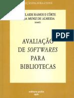 Avaliação de softwares para bibliotecas