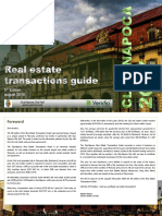 Real Estate Transactions Guide Cluj-Napoca 2017 [EN]