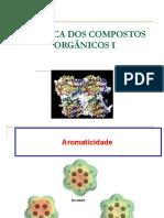 TEMA QO Aula 10-Aromaticidade