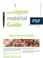 The Material Guide