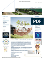 Unileste - Engenharia Ambiental e Sanitária