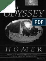 Homer - Odyssey [Trans. Merrill]