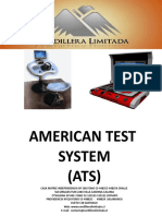 American Test System at s