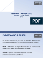 Videoconferencia Brasil - Proecuador