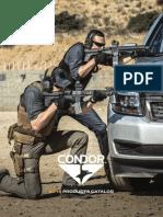 2018 Condor Catalog