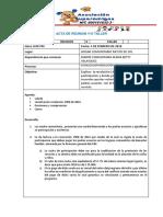 Imprimir Acta