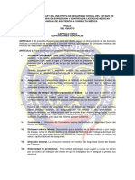 Reglamento de La Ley Del Instituto de Seguridad Social Del Estado de Tabasco en Materia de Expedicion y Control de Las Licencias Medicas y Constancias de Asistencia a Consulta Medica