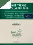 Market Trends Q2 2018 - Land Solutions