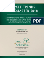 Market Trends Q2 2018 - Land Solutions