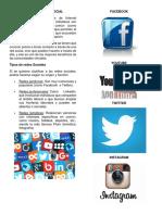 30 Tipos de Redes Sociales
