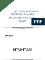 Modulo 1 Analisis de Reglamento de SST Mineria