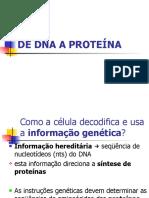 DE DNA A PROTEÍNA (1)