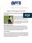 Intro to Coaching Course Information