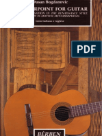 Counterpoint for Guitar