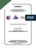 Job Sheet Mekanisme Katup