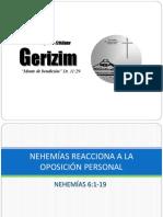 9_nehemías Reacciona a La Oposición Personal
