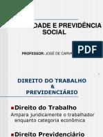 Seguridade e Previdencia Social Jose Carvalho