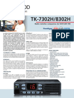 User Guide kenwood tk7302