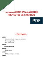 proyectos de formulacion
