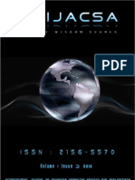 IJACSA Volume 1 No 3 September 2010