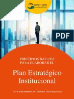 1. Elaboracion del Plan Estratégico Institucional.pdf