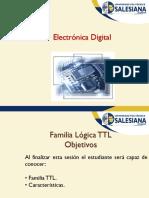 Familia Lógica de Circuitos Integrados Capitulo IV