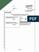 JetSmarter CA Lawsuit