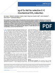 Metal ion cycling of Cu foil for selective C–C.pdf