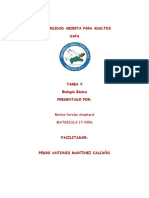 Reporte IV Biologia