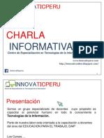 Charla 2222