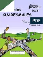 Ejercicios Cuaresmales Para Jovenes 2012