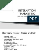 Inter Nation Marketing