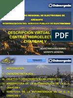 1.Descripicion Virtual de La C.H. Charcani v- Egasa