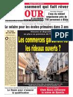Journal Le Jour d Algerie Du 09.08.2018