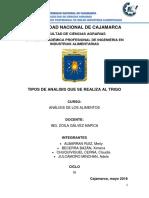 Analisis Del Trigo Original