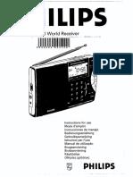 Philips Ae3750