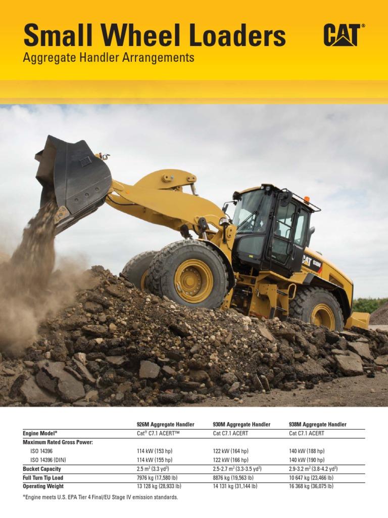 CAT 930D Excavator C620823   Transmission (Mechanics