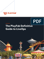 PlayFab LiveOps Guide