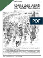 Historia Del Perú - 1ero