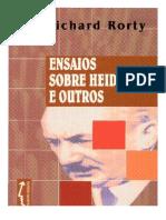 Ensaios sobre Heidegger e outros.