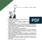Biografía de Víctor García Hoz (1)