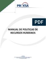 Manual de Politicas de Recursos Humanos (1)