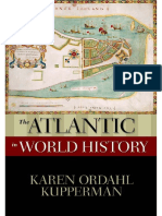 The Atlantic in World History-Oxford University Press (2012)