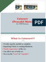 Cataract - Hazwan