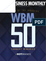 Wbm_2018-02 - Top 50 Wineries