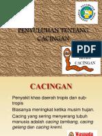 CACINGAN
