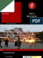 Conflito Árabe-Israelense - HF