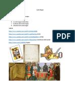 Carta Magna - Borrador