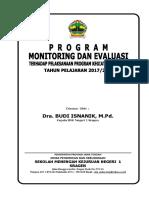 Program Supervisi, Monitoring Dan Evaluasi