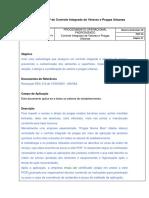 BPSA Exemplo POP Vetores e Pragas